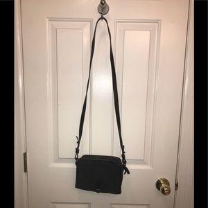 Gap small cross body zip purse